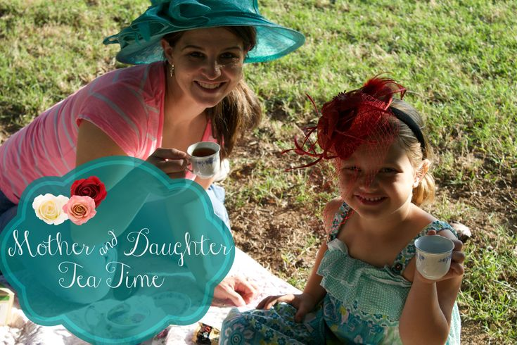 Mother Daughter Tea Party Ideas