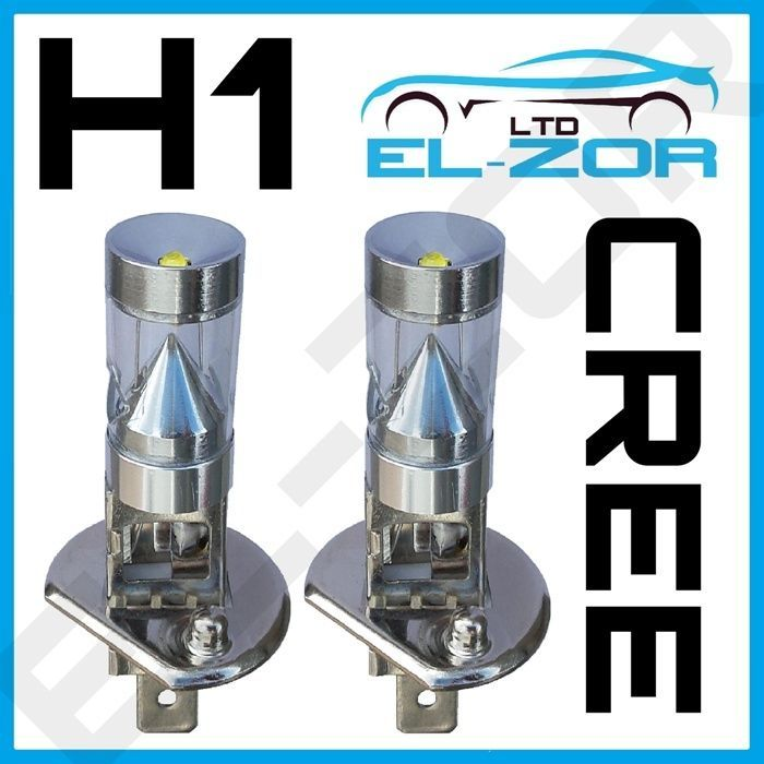 2x H1 SUPER WHITE CREE HIGH POWERED 448 LED SMD 9W PROJECTOR BULBS LAMP LIGHT in Vehicle Parts & Accessories, Car Parts, External Lights & Indicators | eBay
