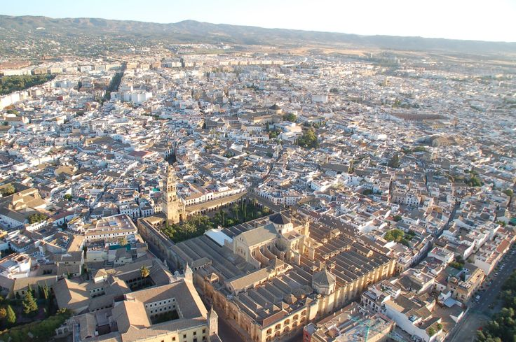 Cordoba is famous for it's courtyards, and once a year during the festival de los patios cordobeses, private houses all over the city open up their courtyards to the public for 2 weeks in competition.