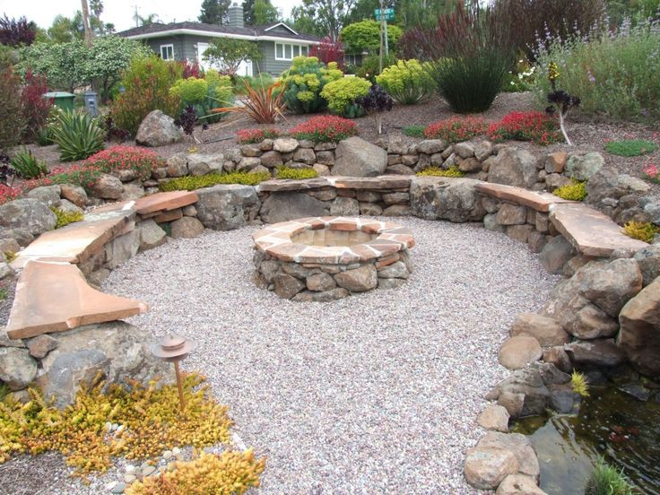 9 Ideas That Ll Convince You To Add A Fire Pit To Your: 323 Best Outdoor Fireplaces And Pits Images On Pinterest