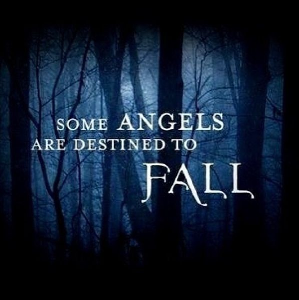 Fallen Angels Book Quotes: 38 Best Gothic Fantasy Images On Pinterest