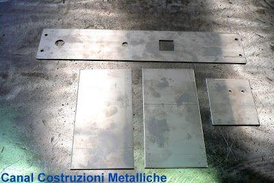 Canal Costruzioni Metalliche: Fai da Te 2 - Costruire una scatola di protezione