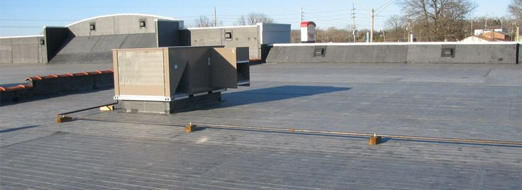 EPDM Rubber Roof Systems Commercial Roofing - PEAK PERFORMANCE Roofing: St. Louis Area, MO - Roofing Contractors - Residential and Commercial, Roof Repair, Installation