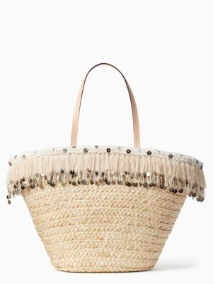 lewis way large fringe marketa | Kate Spade New York