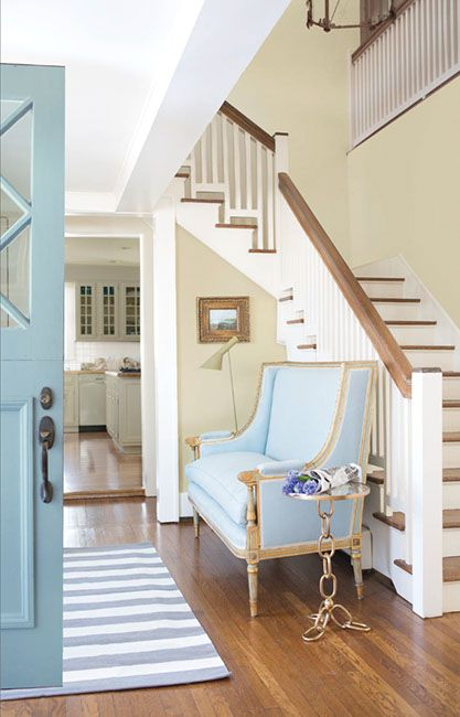 Find This Pin And More On Favorite Interior Affinity Color Schemes! By  BoulevardPaints.