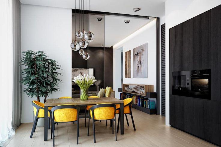 Cocinas de estilo minimalista por PRIVALOV design
