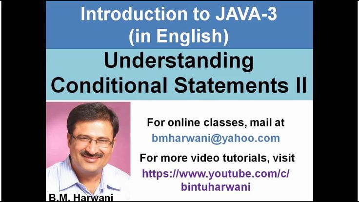 Java Lecture 3 - Understanding Switch Statement, Comparing Characters and Strings This video tutorial will make you learn how switch statement is used in Java programming. You will not only learn to compare numerical but also characters with switch statment. The tutorial will also explain how two strings are compared in Java.