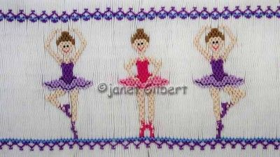 """""""To The Point"""" janet-gilbert.com I love these little ballerinas. This is a new instant download on Janet's site."""