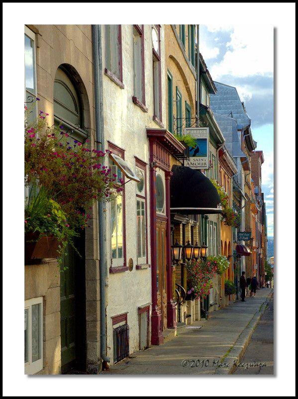 visit Old Quebec City