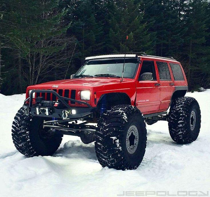 Jeep Comanche Mods Style Off Road 51