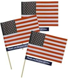 MakingFriends Memorial Day Flag Kit Get this kit free with a $25 purchase! Use coupon code: FLAGS    Your girls can march in the Memorial Day parade with their flags and give them to Veterans along the parade route. They can also be presented during trip to the VA hospital or sent in to use as tray favors.    Glue not included.