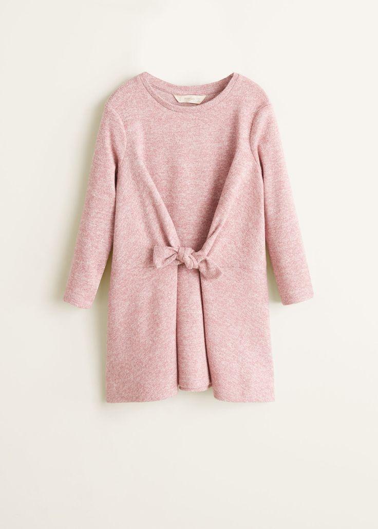 soft finish dress tuch babykleidung maedchen legere kleider