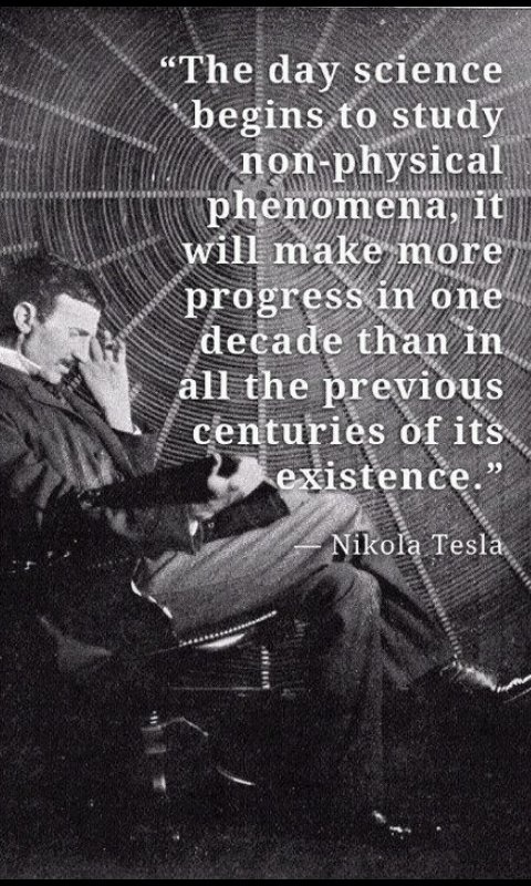 How did Nikola Tesla read/study for 20 hours straight ...