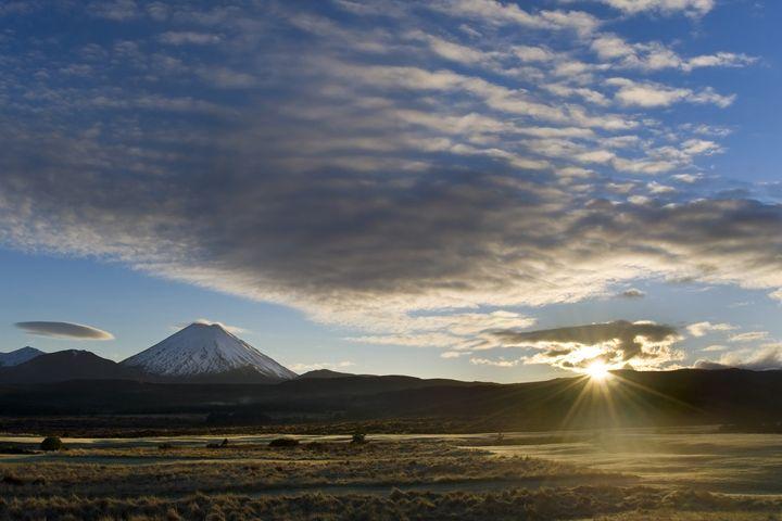 トンガリロ国立公園(Tongariro National Park)