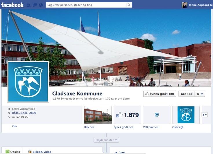 ARTIKEL   Kommuner på Facebook