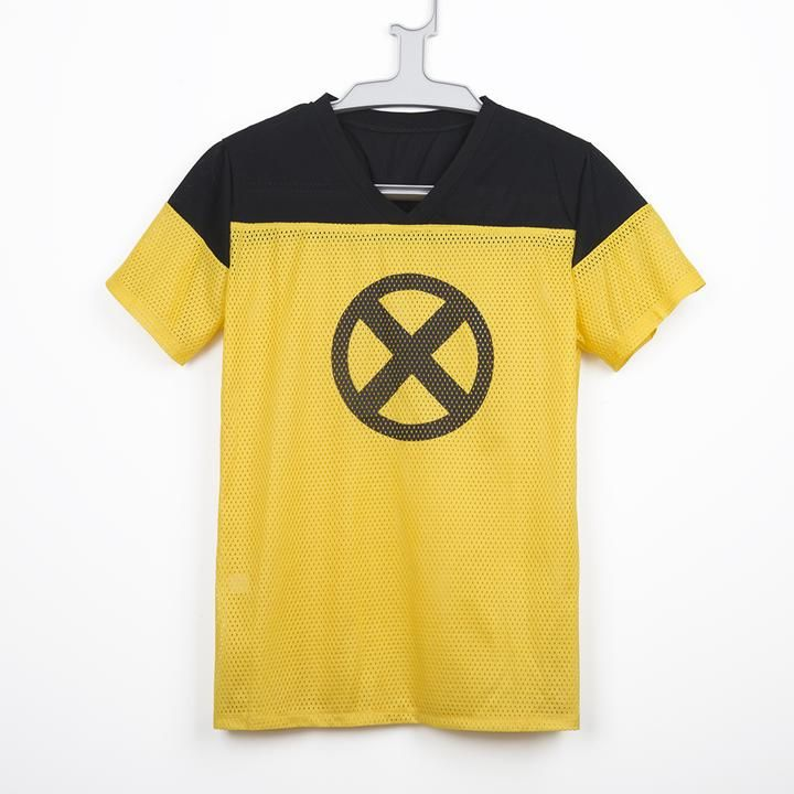 7010d07ff4920 Deadpool 2 X-men Trainee Jersey | X Force Team T-shirt | Geek Merch ...