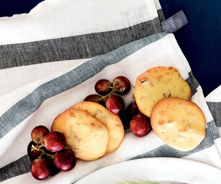 Biscotti morbidi con uvetta