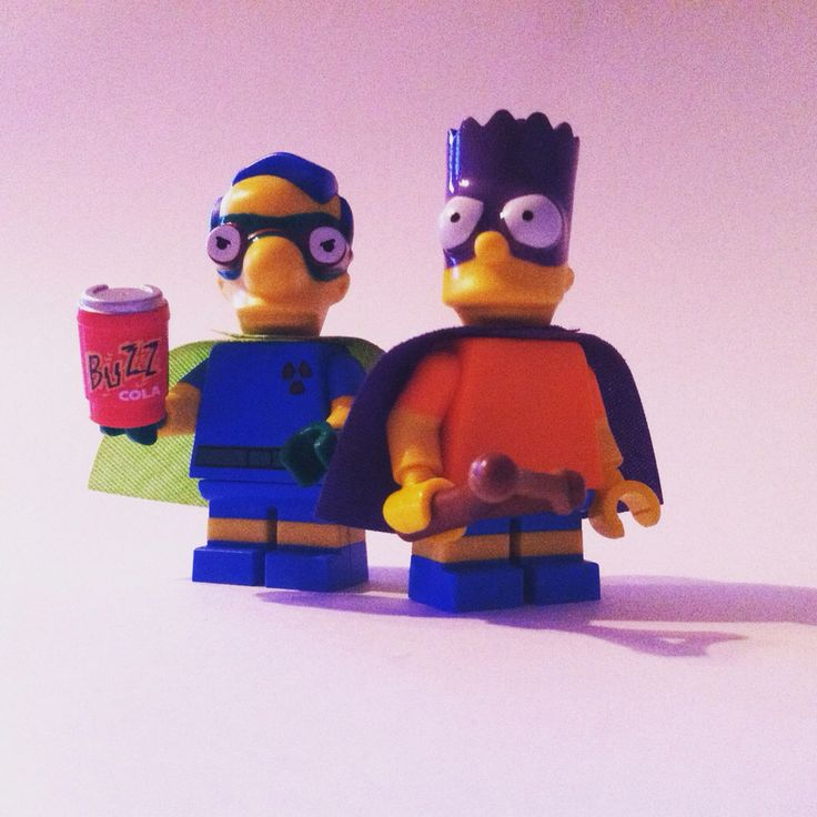 The Dynamic Duo... Bartman and Fallout Boy