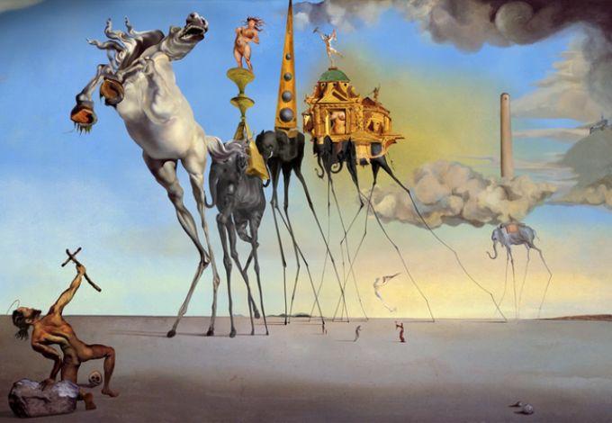 Выставка «Сюрреализм в Каталонии. Художники Ампурдана и Сальвадор Дали» | Питер Online