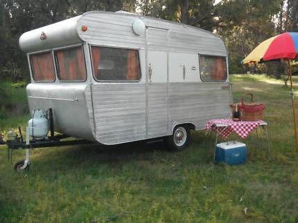 Caravan Vintage Wayfarer Road Liner '63   Caravans   Gumtree Australia Macedon Ranges - Kyneton   1129288472