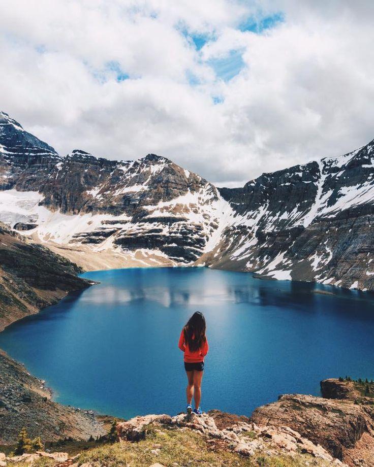 Lake O'Hara | Yoho National Park | Beautiful British Columbia | Camping and Hiking Lake O'Hara
