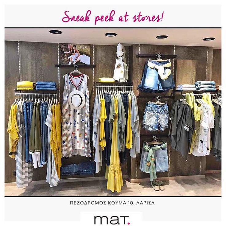 Απογευματινό shopping στο #matfashion κατάστημα στο κέντρο της Λάρισας! Επισκεφτείτε το και ανακαλύψτε την εντυπωσιακή νέα συλλογή!  #lovematfashion #larissa #midseasonsale #shopping #realsize #plussizefashion #plussize