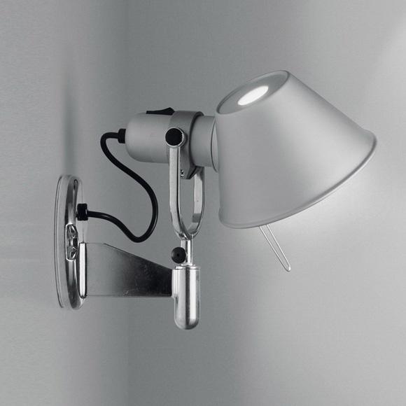 Artemide Tolomeo Faretto wall light