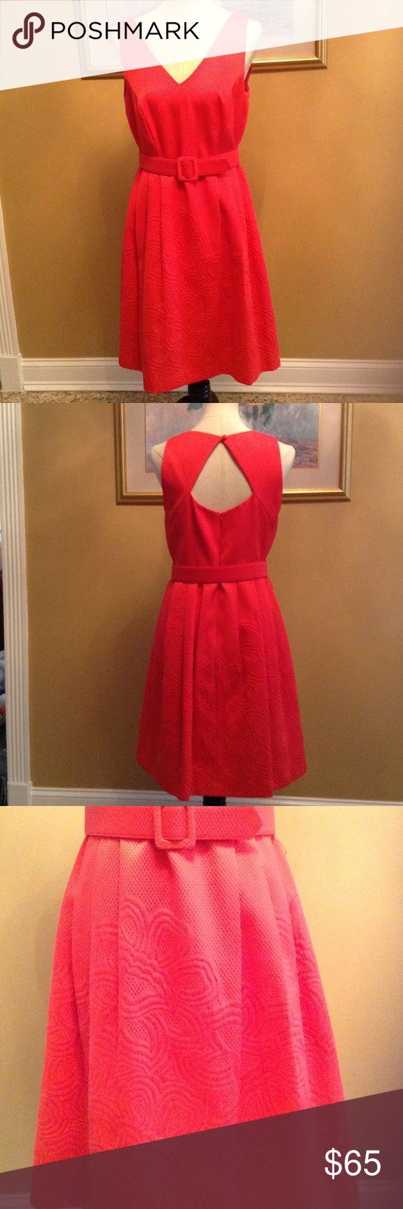 Red dress Beautiful red dress Kay Unger Dresses