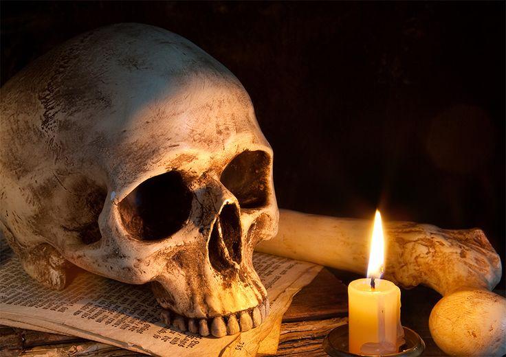 Macabro rinvenimento in Puglia: 5 teschi in una villa, riti satanici?