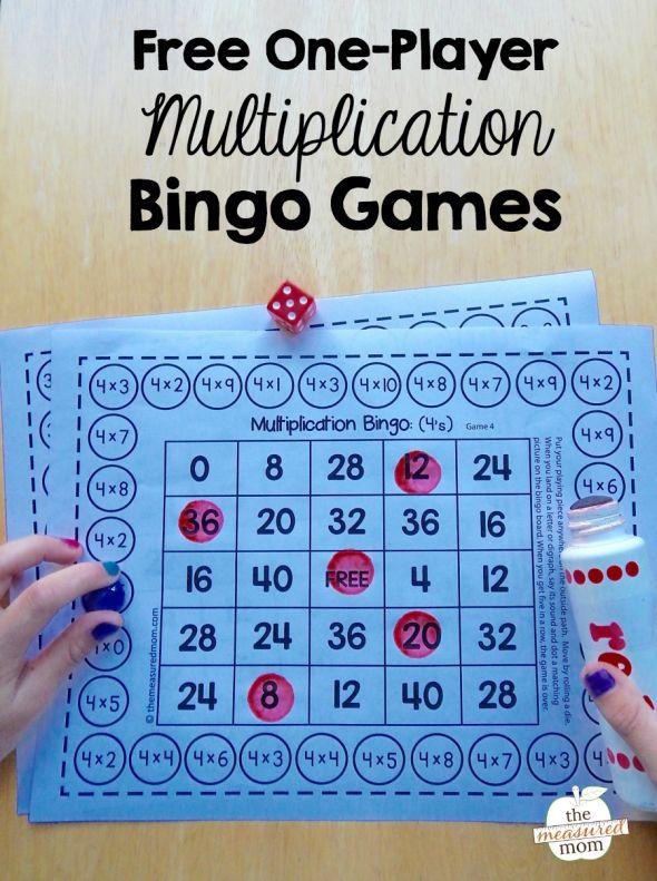 Number Names Worksheets beginning multiplication games : 1000+ ideas about Multiplication Games on Pinterest ...