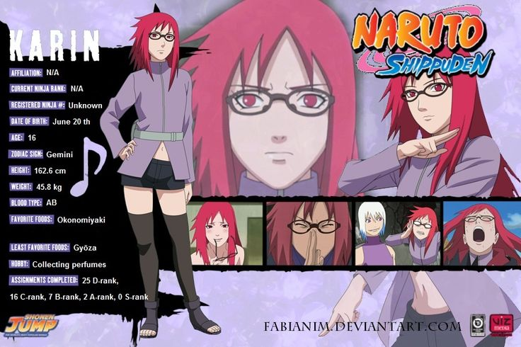 Karin's Profile by Fabianim on deviantART