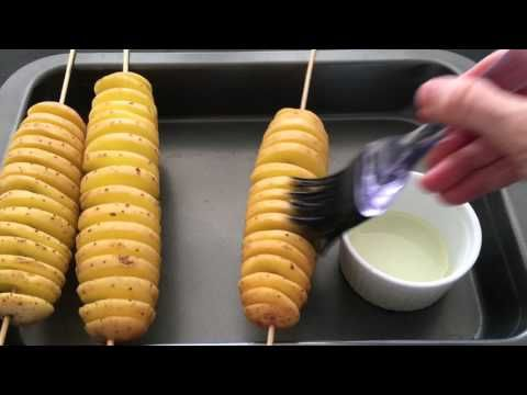 Kartoffel-twistere. - YouTube