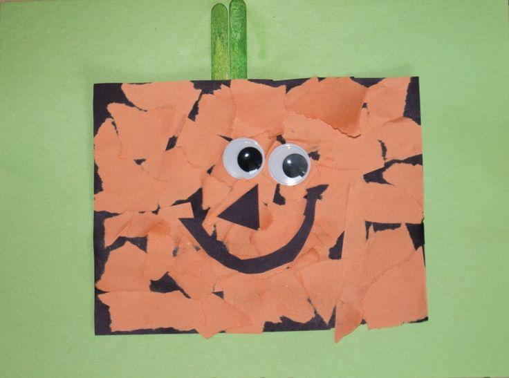 The 25 Best Pumpkin Preschool Crafts Ideas On Pinterest