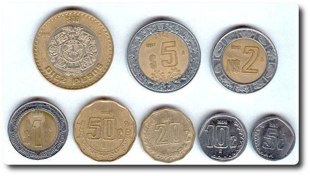 Mexican Money Denominations Get to Know Mexican Money
