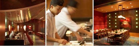 ki japanese : a modern japanese restaurant 308 - 4th Ave SW, Calgary