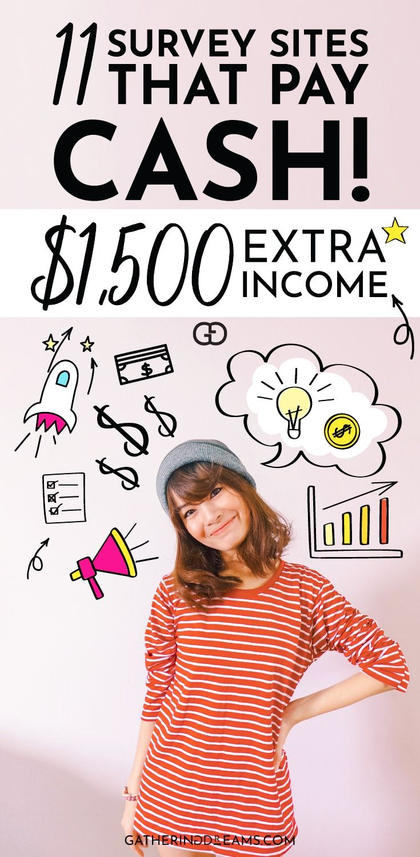 11 Legit Online Surveys That Pay Cash Online Surveys That Pay