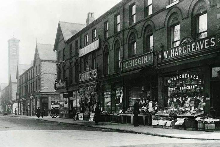 De 2866 B Sta My Home City Of Liverpools Past Bilderna P Pinterest