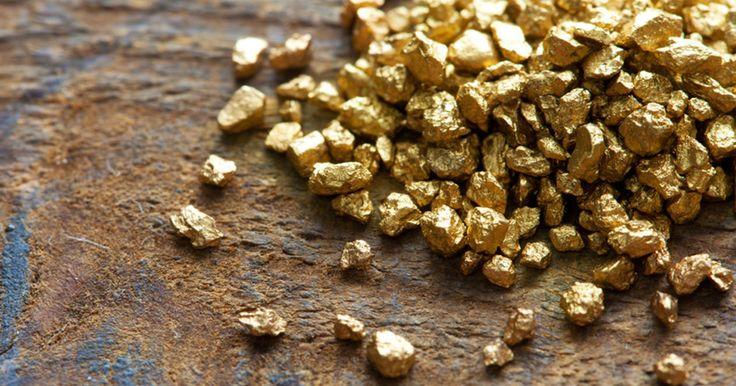 Удивительные факты о золоте