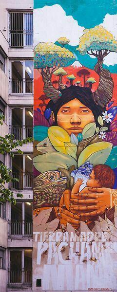 Street-wall graphic art - L'arte grafica sui muri. Street art come forma d'arte e di comunicazione visiva. Seguici su Facebook: @diellewebegrafica #streetart #murales #diellepistoia