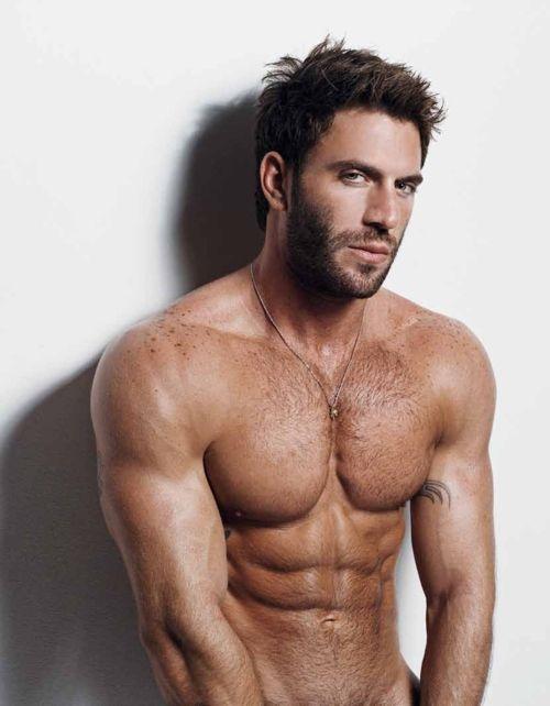 most beautiful gay man