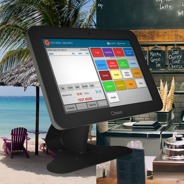 What if you could manage your restaurant menu, sales, and more -- anytime, anywhere.