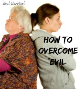 """""""How to Overcome Evil"""" September 19 - We are not to be overcome by evil. In fact, we are commanded to overcome it! Scripture gives specific instructions for how to overcome evil. Do you know what it is?  Also read about the heart, godly jealousy, and how to become more steadfast in difficult circumstances."""
