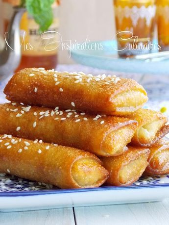 Cigares aux cacahuètes et miel, Chhiwat ramadan 2015
