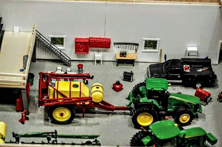 524 best images about 1 64 scale display ideas on for 1 64 farm layouts