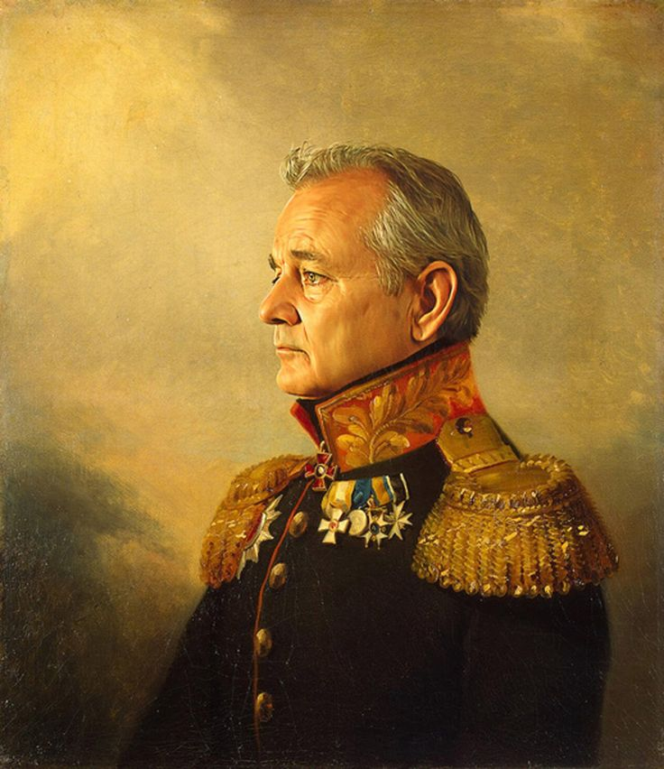 Bill Murray by Replaceface