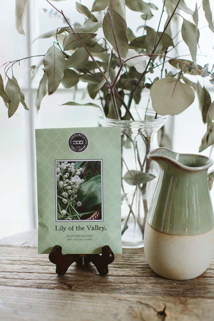 Lily of the Valley, a fragrance by Bridgewater Candle