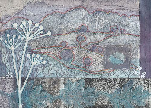 A way through - Jan Evans | Textile Study Group