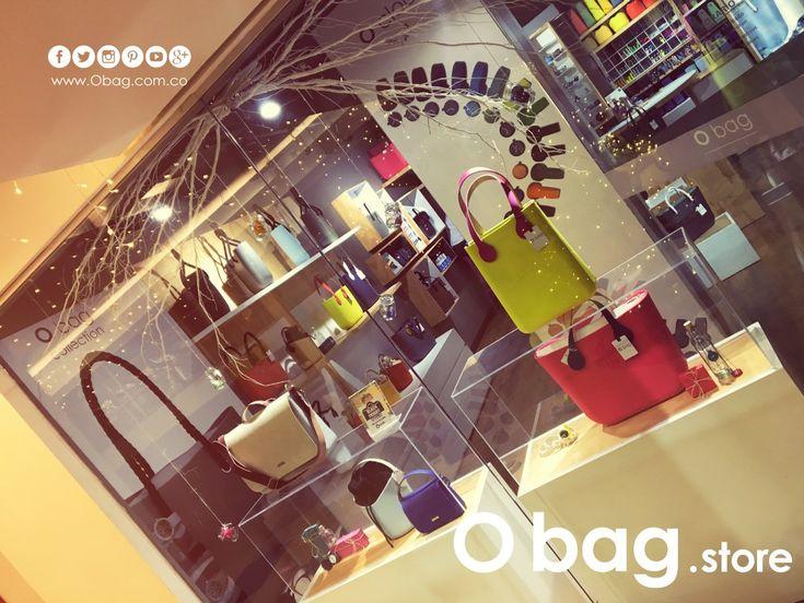 Es época para compartir... Visita O bag en el Centro Comercial Oviedo en Medellín / oviedo.medellin@obag.com.co  www.Obag.com.co