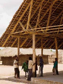 Escuelas en Cabo Delgado, Mozambique / Habitat Initiative Cabo Delgado, Mozambique - Archkids. Arquitectura para niños. Architecture for kids. Architecture for children.