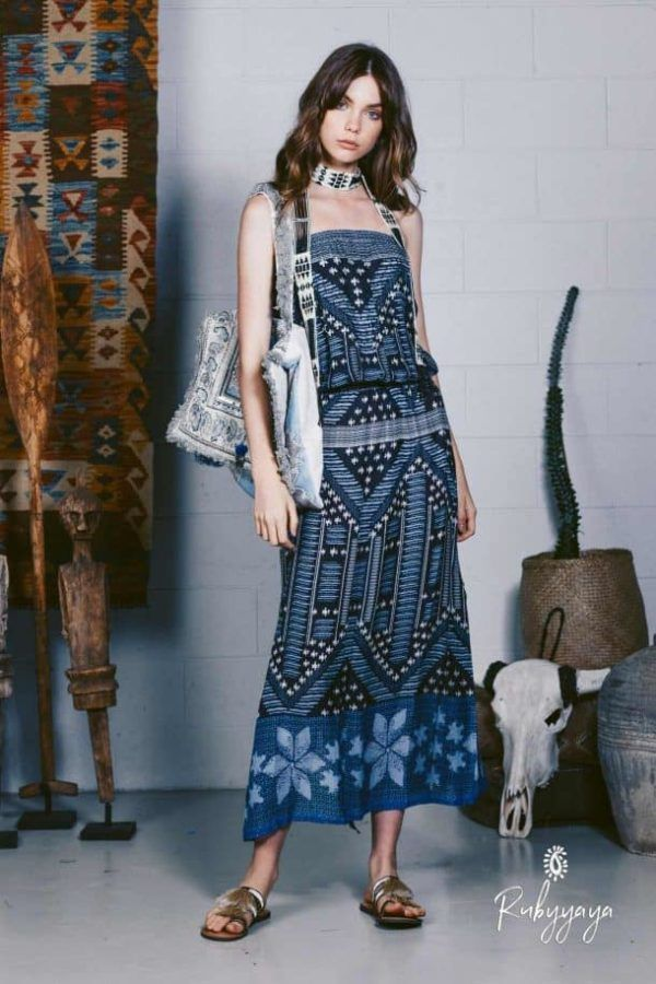 44aa330925 Rubyyaya Designer resort wear & beachwear for women. Unique boho-chic  styled clothing